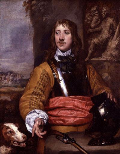 Colonel Richard Neville, c. 1642-1644, William Dobson