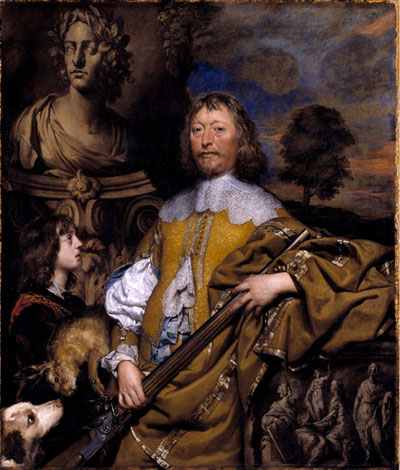 Endymion Porter, c. 1643-1645, William Dobson